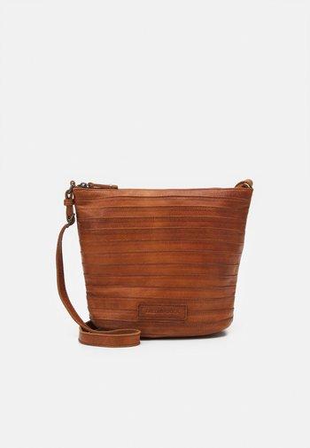 GÜRTELINCHEN - Handbag - soft caramel