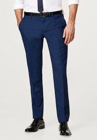 Esprit Collection - Pantalon - navy - 0