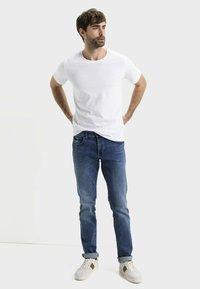 camel active - Basic T-shirt - white - 1