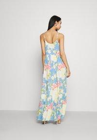 Vila - VIMESA STRAP DRESS - Maxi dress - cashmere blue - 2