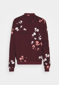 Vero Moda Tall - VMANNIE BOMBER TALL - Bomber Jacket - winetasting/hallie - 1