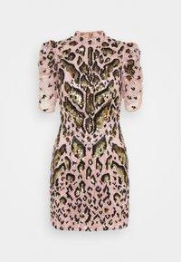Temperley London - CANDY MINI DRESS - Koktejlové šaty/ šaty na párty - pale rose - 5