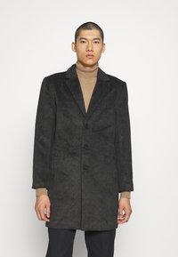 Only & Sons - Classic coat - dark grey melange - 0