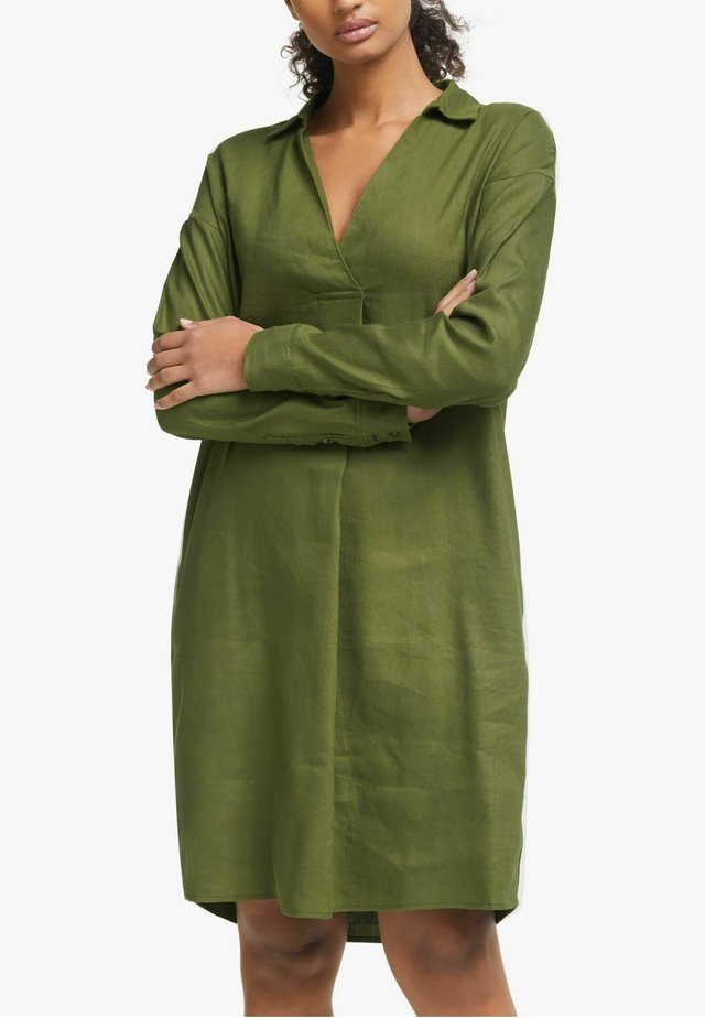 NUARIANELL  - Korte jurk - olive