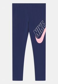 Nike Sportswear - FAVORITES - Leggings - Trousers - blue void - 0