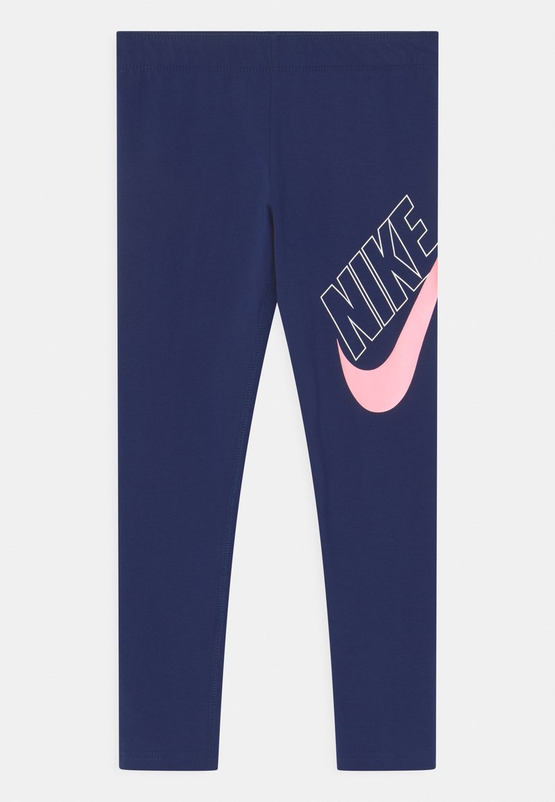 Nike Sportswear - FAVORITES - Leggings - Trousers - blue void