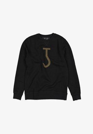 BIG HOOK CREW - Sweater - off black