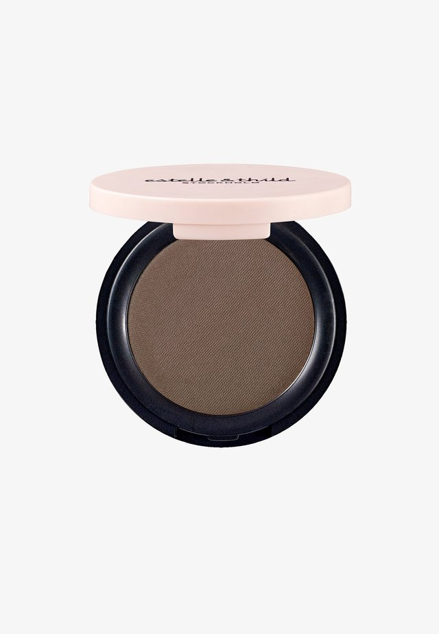BIOMINERAL SILKY EYESHADOW 3G - Cień do powiek - slate