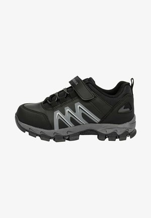 OUTDOOR UNDER - Sneakers basse - black