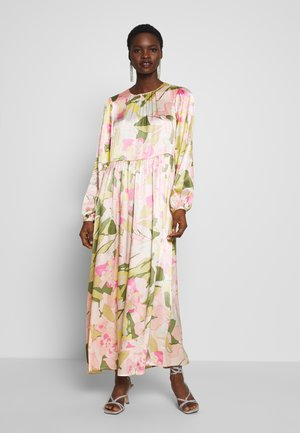 SLFMOLA ANKLE DRESS - Maxi dress - rosebloom