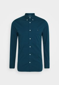 Tommy Hilfiger - SLIM STRETCH - Shirt - blue - 3