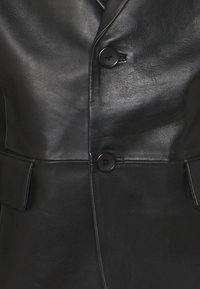 STUDIO ID - VINCENT LEATHER BLAZER - Giacca di pelle - black - 2