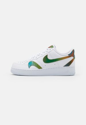 AIR FORCE 1 '07 UNISEX - Trainers - white/multicolor