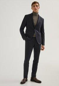 Massimo Dutti - Suit trousers - blue - 1