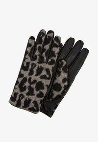 Opus - AKITTY GLOVES - Gloves - black - 0