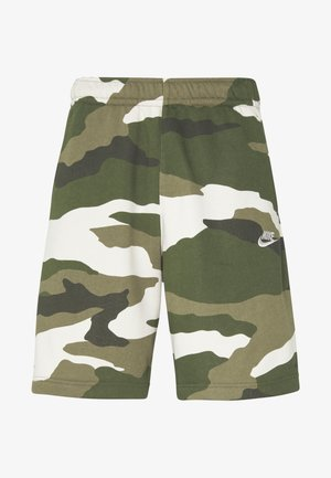 CLUB  - Short - medium olive