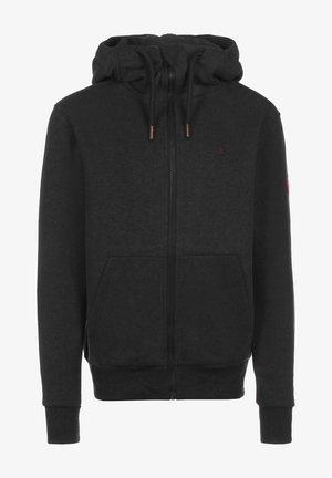 TRASHER - Zip-up hoodie - moonless