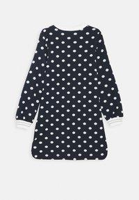 Petit Bateau - LAURYNE ROBE - Jersey dress - smoking/marshmallow - 1