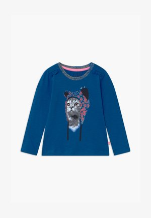 SMALL GIRLS - Long sleeved top - olympian blue
