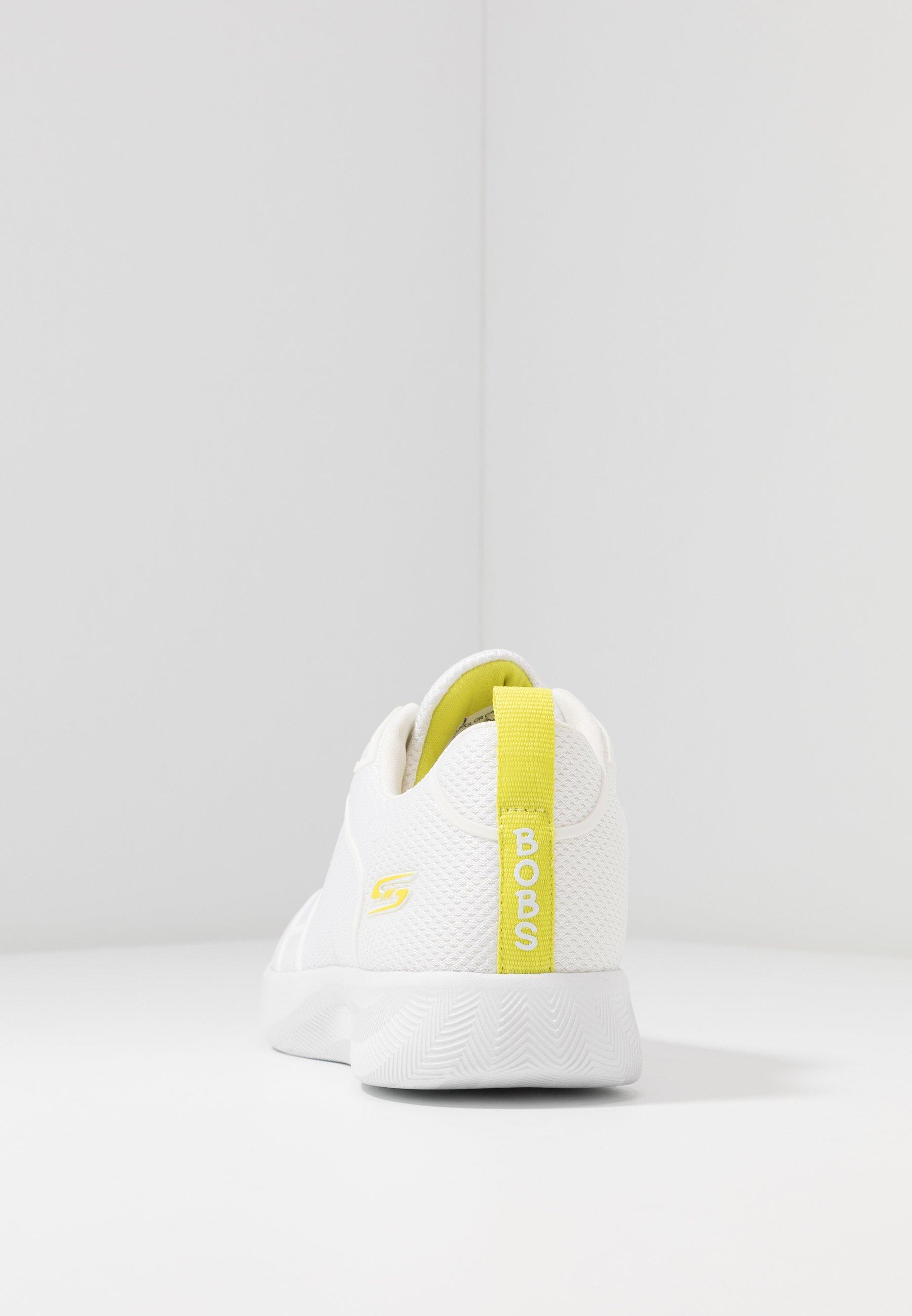 Skechers Sport ZINGER  - Joggesko - natural/yellow