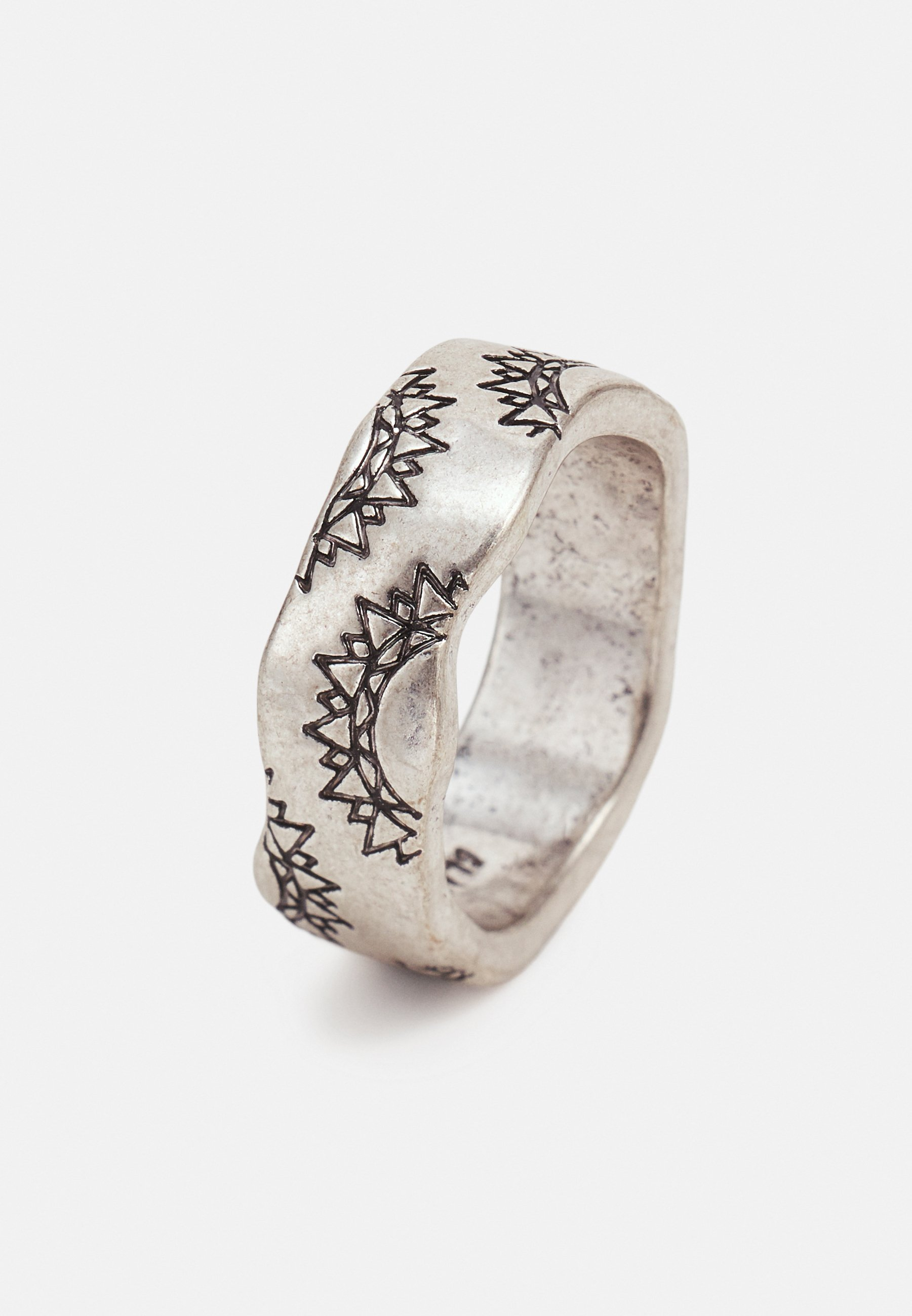 Homme SANDS OF TIME PATTERN BAND - Bague