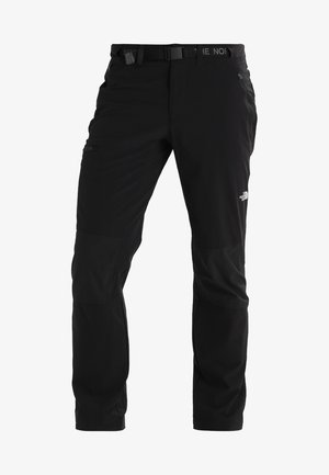 SPEEDLIGHT  - Outdoor trousers - tnf black