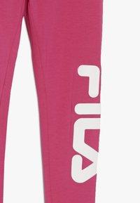 Fila - FLEX - Legíny - pink yarrow - 3