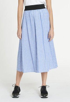 A-lijn rok - light blue