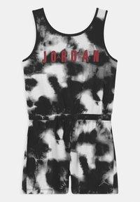 Jordan - JORDAN GIRL TIE DYE  - Combinaison - black - 0