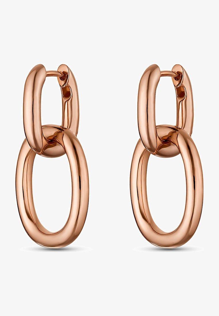JETTE - Earrings - roségold