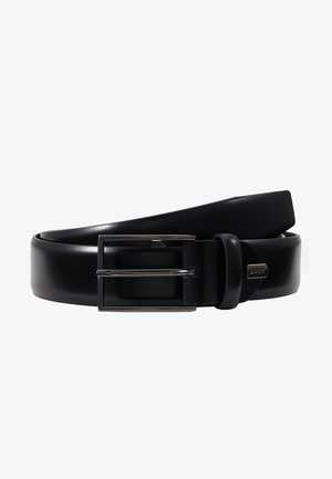 REGULAR - Belt - black