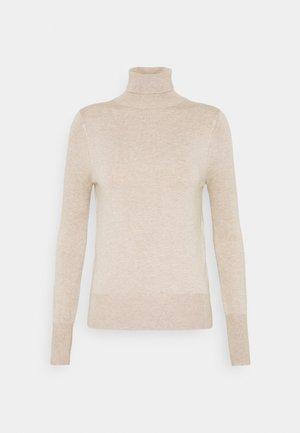ONLVENICE  - Stickad tröja - whitecap gray/melange