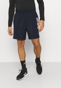 adidas Performance - CHELSEA - Sports shorts - legend ink/white - 0
