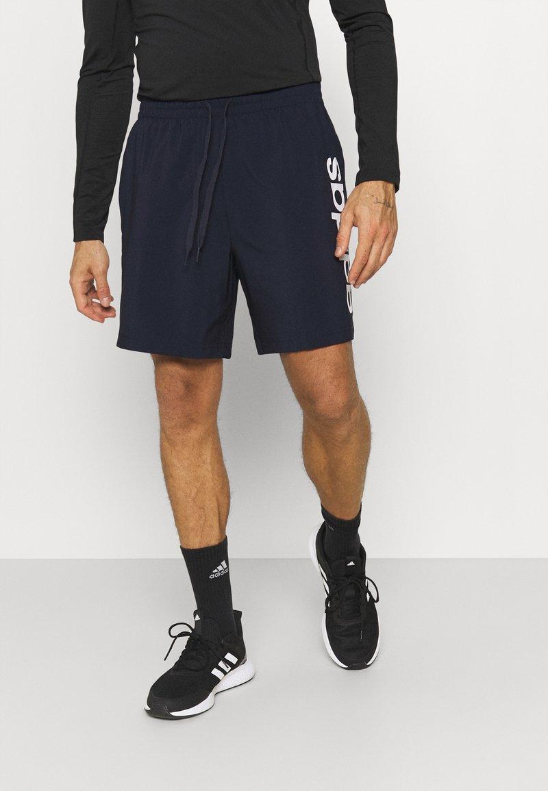 adidas Performance - CHELSEA - Sports shorts - legend ink/white