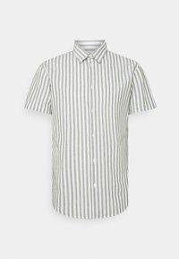 SLHREGNEW CLASSIC - Shirt - smoke green
