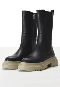 Inuovo - Ankle boots - black-sand bsd - 2