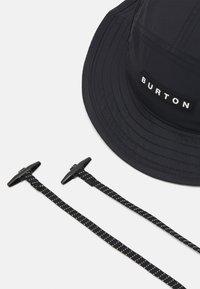 Burton - GREYSON PANEL  - Cap - true black - 3