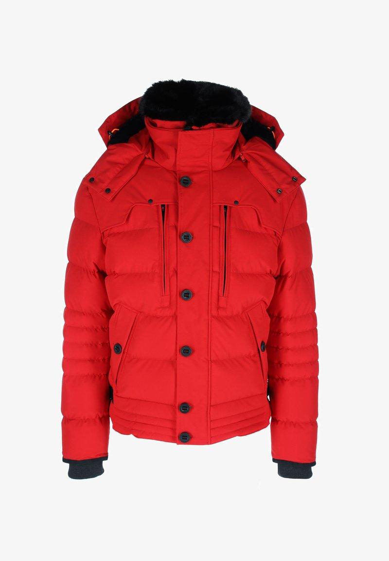 Wellensteyn - STARSTREAM-FOURSTREAIRTEC- - Winter jacket - red