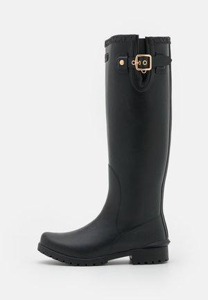 RILEY RAIN BOOT - Wellies - black