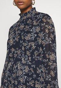 Vero Moda - VMVILDE SHORT DRESS - Day dress - navy blazer - 5