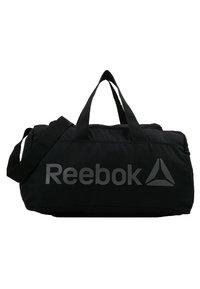 Reebok - ACT CORE GRIP - Sports bag - black/medium grey - 0