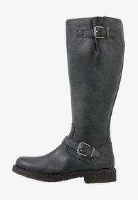 Ca'Shott - Boots - black west - 1