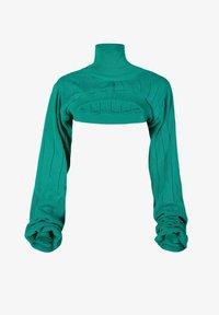 Solai - Jumper - ultramarine green - 4