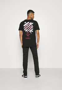 274 - WEST TEE - Print T-shirt - black - 2