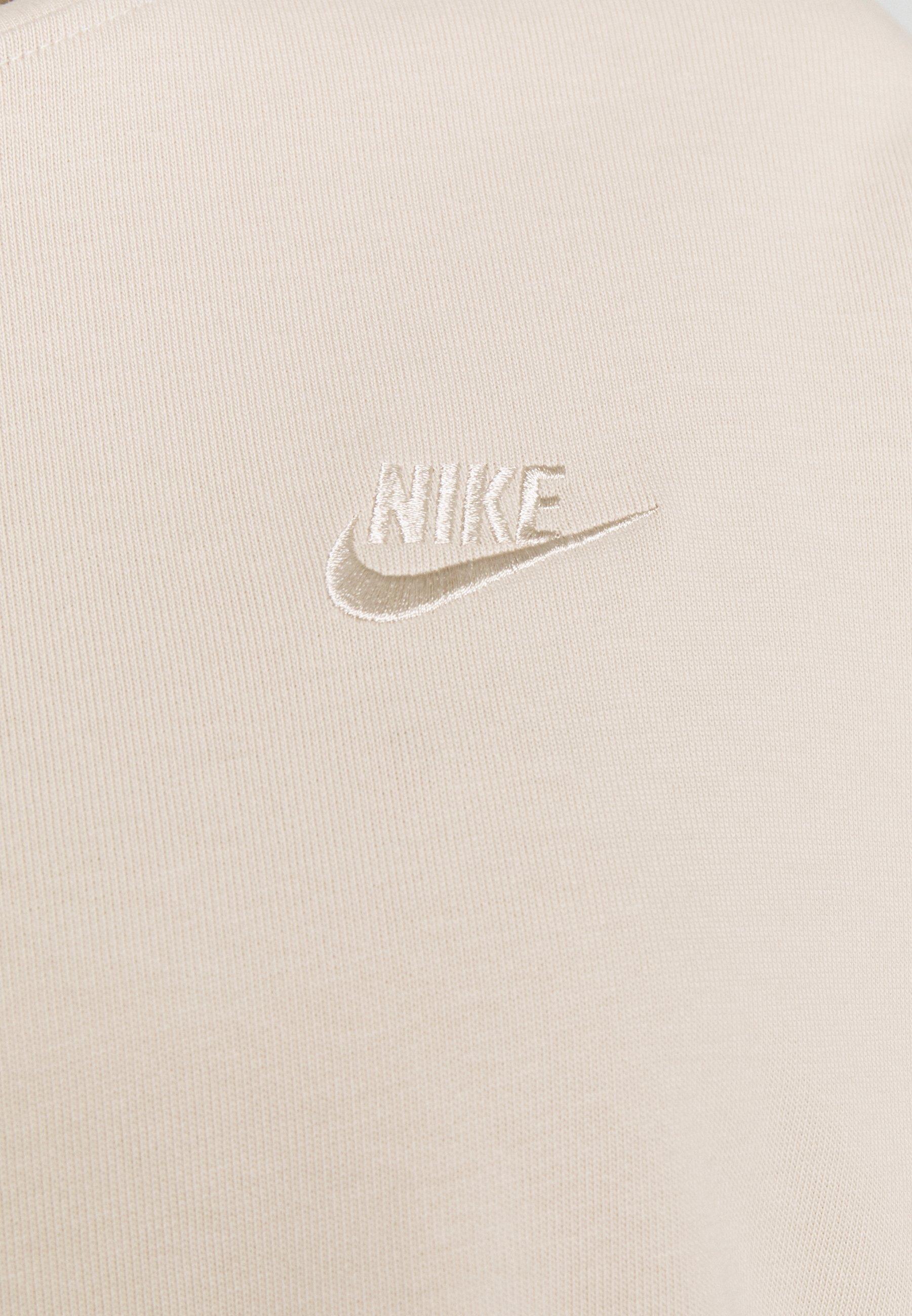 Nike Sportswear W NSW LS Topper langermet oatmealbeige