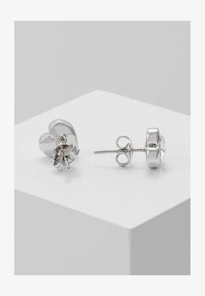 HEART - Náušnice - silver-coloured