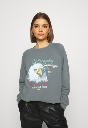 CALIFORNIA EAGLE  - Sweatshirt - black