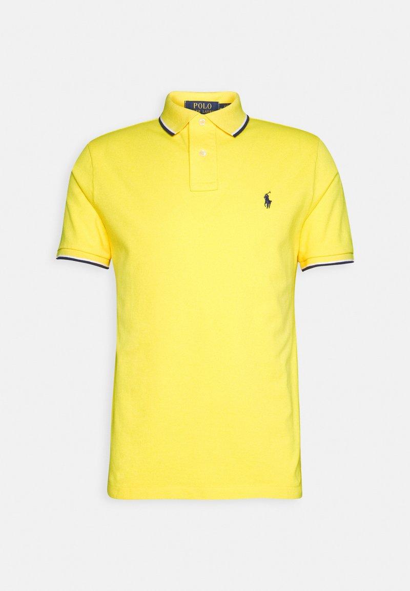 Polo Ralph Lauren - CUSTOM SLIM FIT - Pikeepaita - yellow