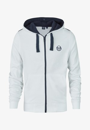 NEW ELBOW - Zip-up hoodie - white