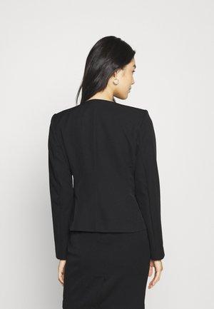 VIHELENA BUTTON SIMPLE  - Blazer - black